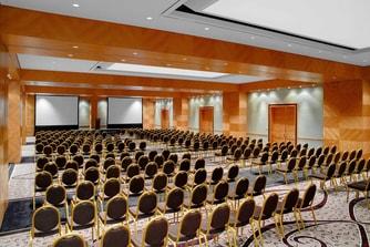 Ballsaal im Wiener Marriott Hotel