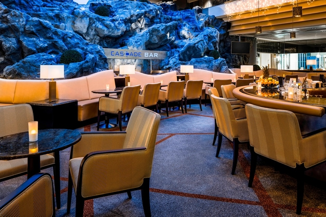 Vienna bar with live music
