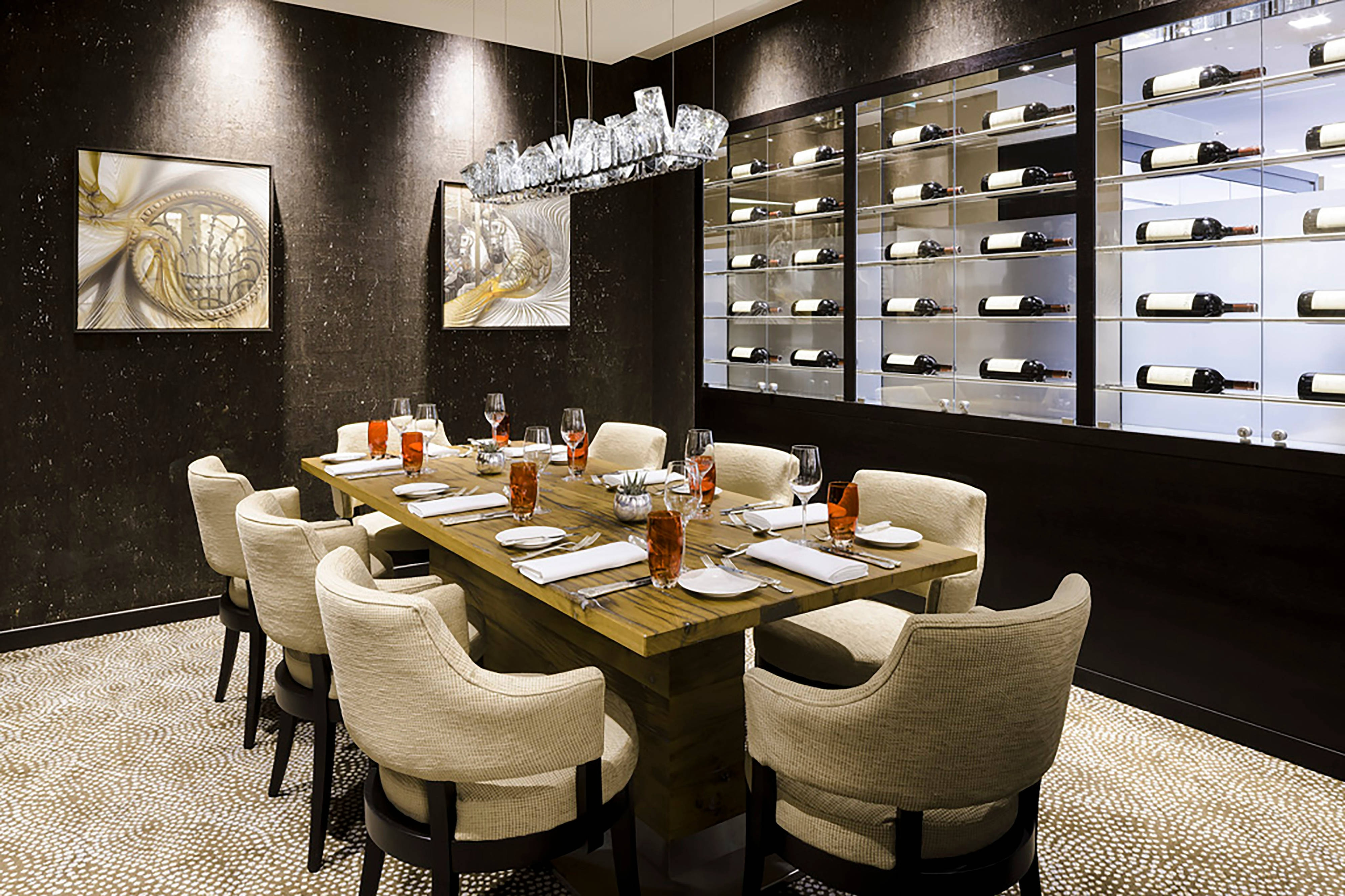 Parkring Restaurant – Private Dining Room