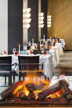 Restaurant im Marriott Hotel in Wien