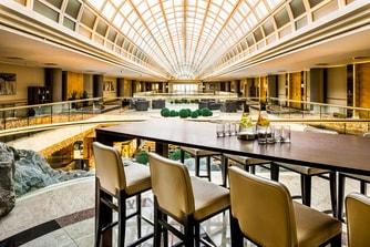 Konferenz-Foyer, Marriott Hotel in Wien