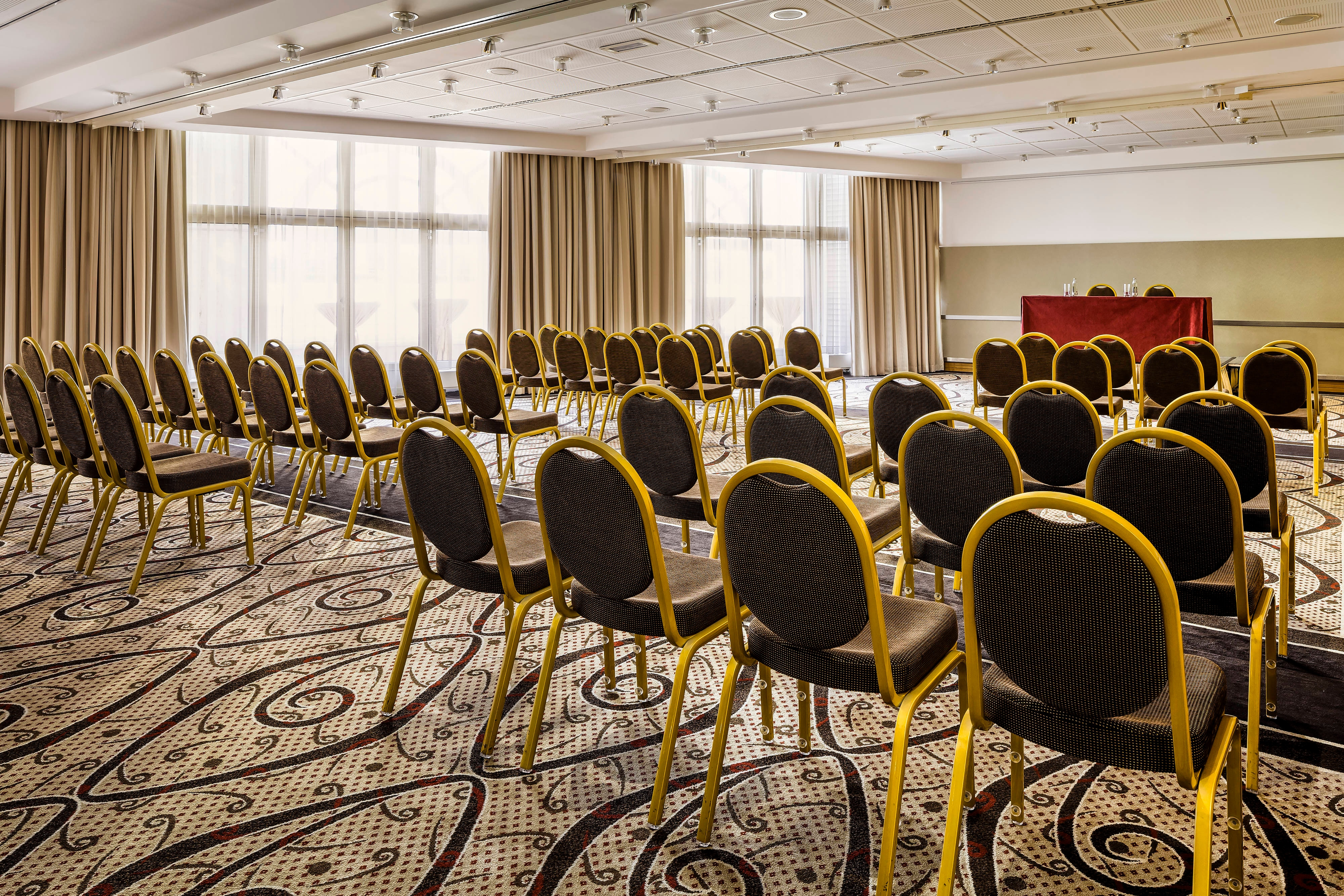 Meeting facilities, Vienna Marriott Hotel