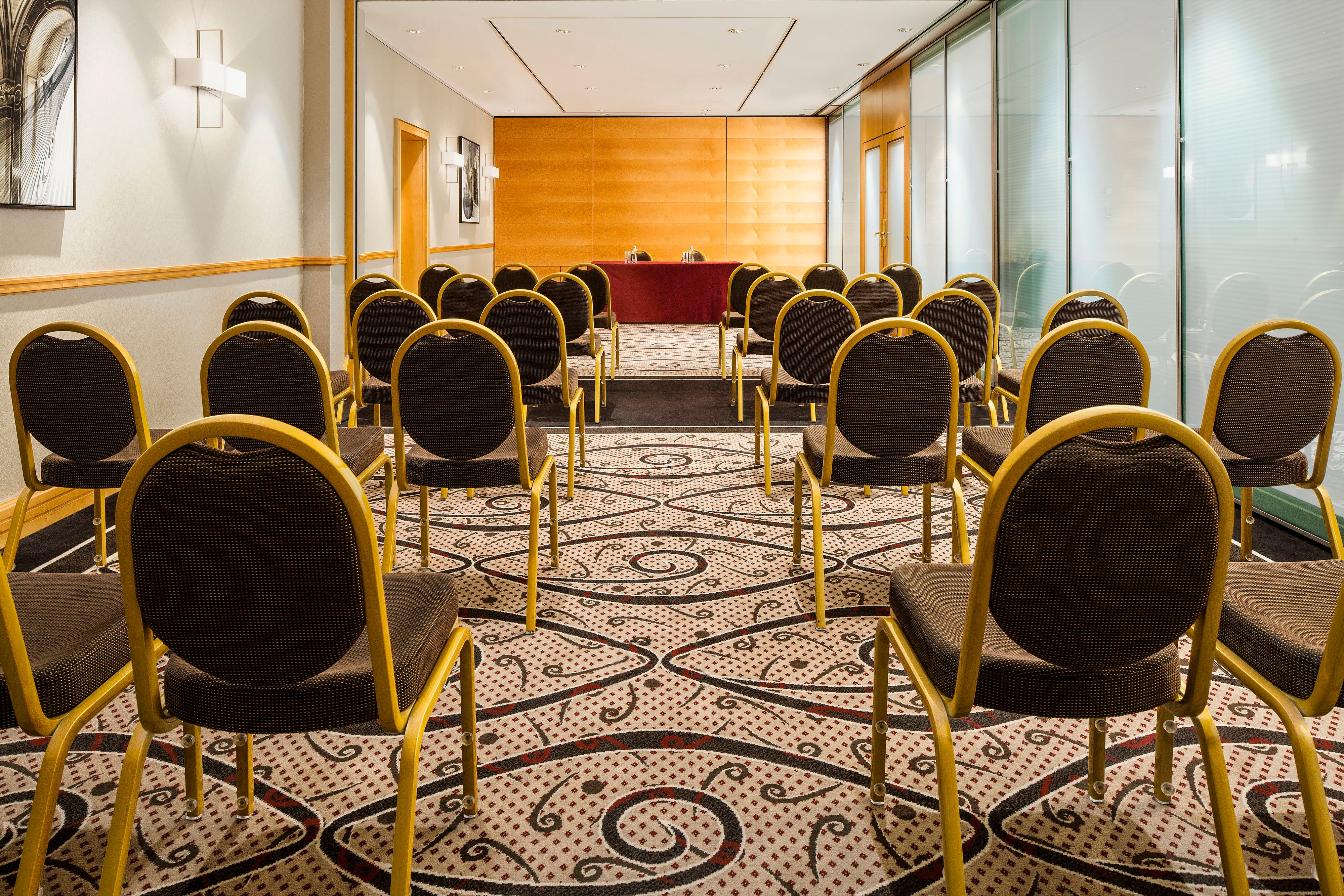 Meeting rooms in Vienna, Austria