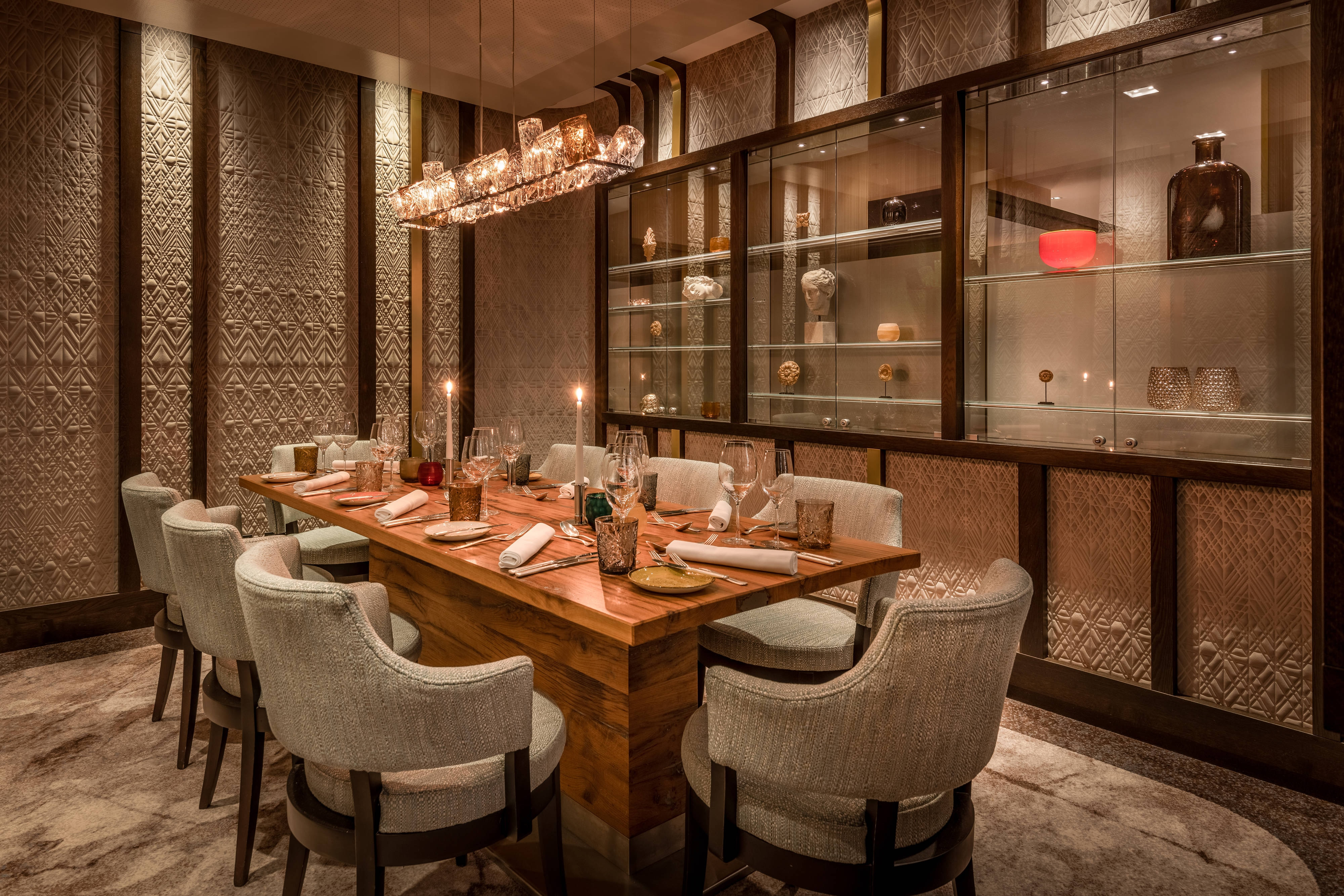Parkring Restaurant - Private Dining Room