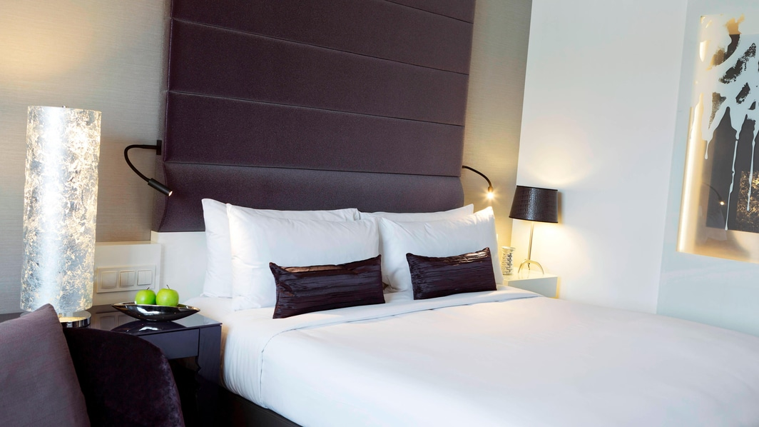 New Vienna Hotel Rooms