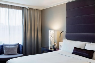 Gästezimmer– Kingsize-Bett
