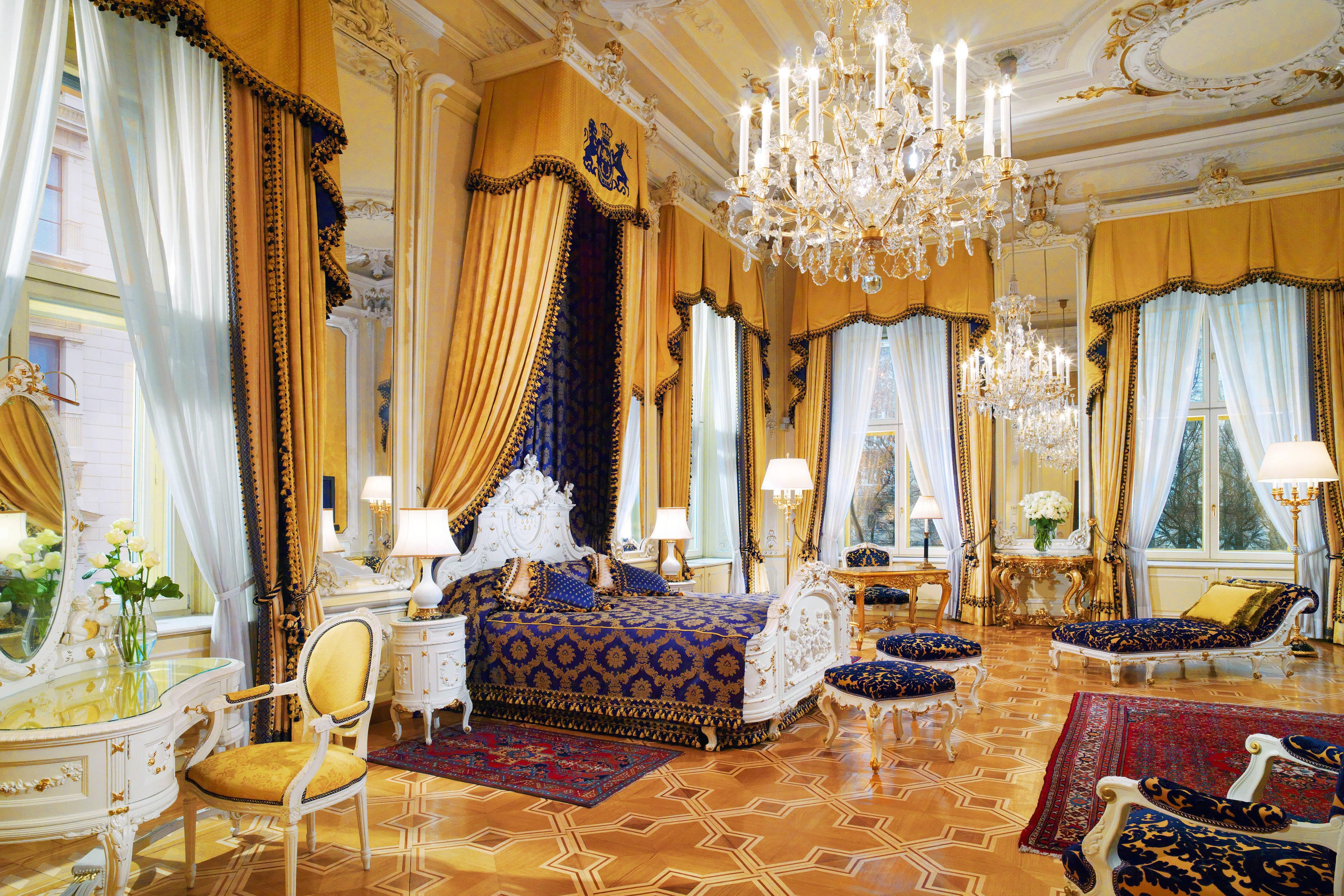 Royal Suite– Schlafzimmer