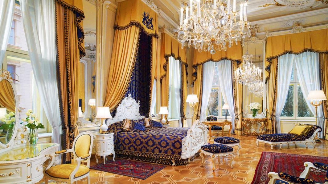 Suite Royal - Dormitorio