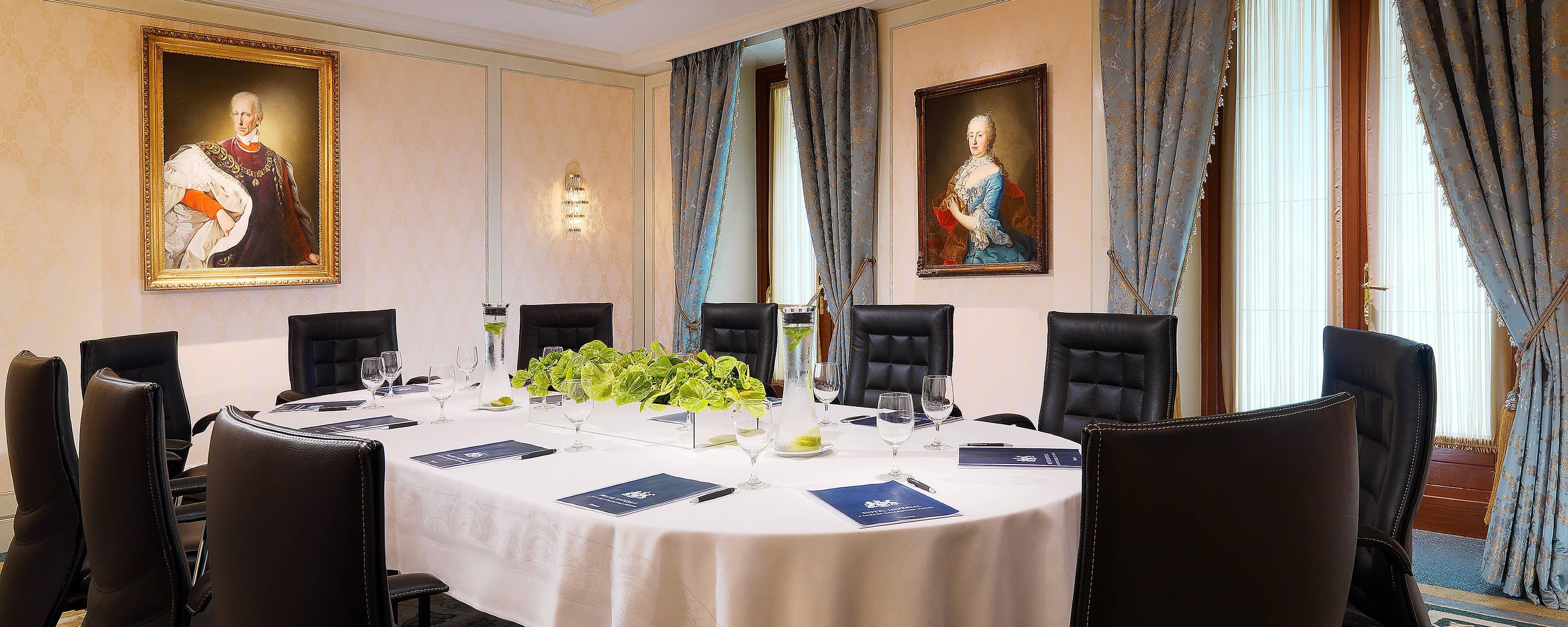 Salon Maria Theresia - Boardroom