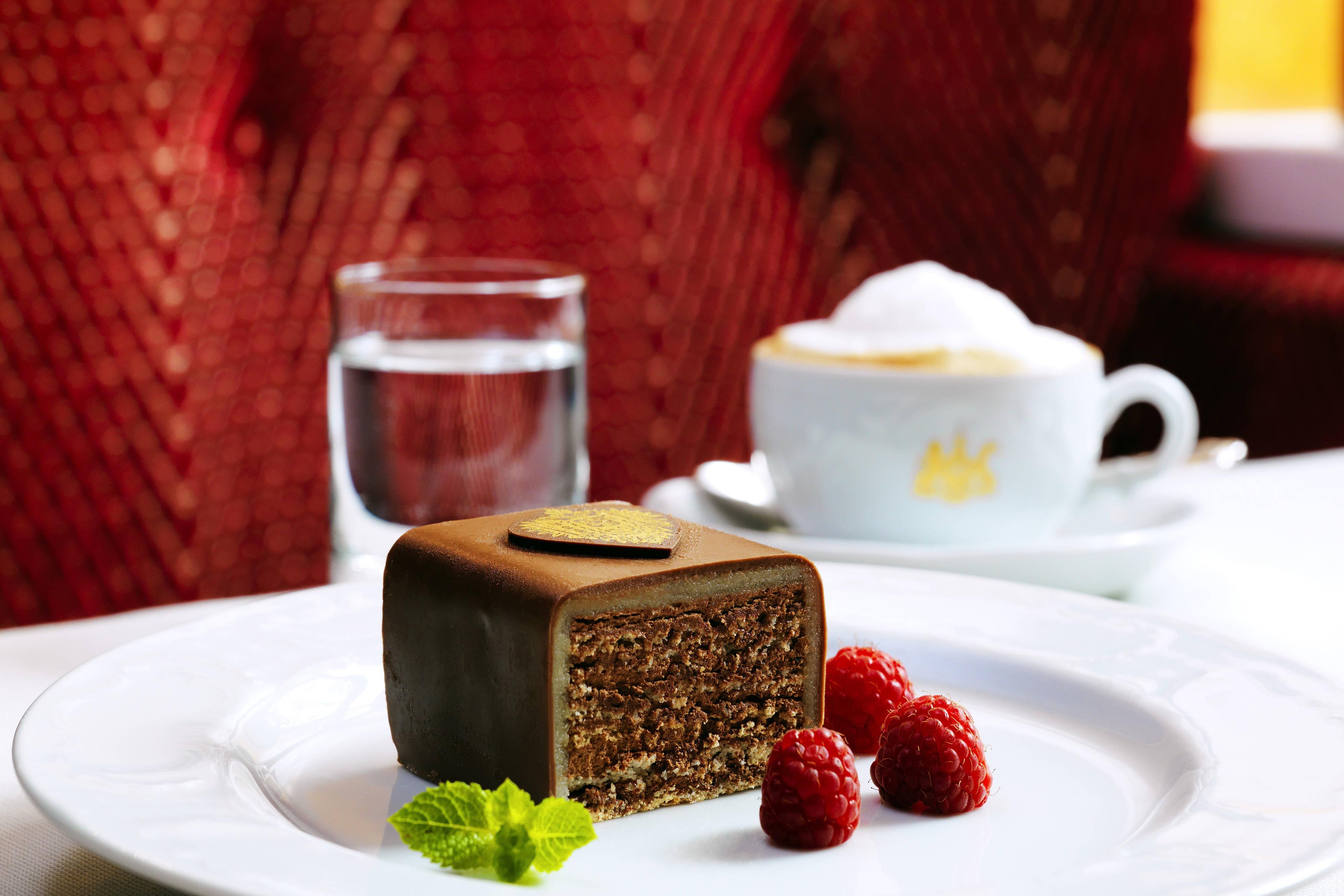 Imperial Torte Café Imperial