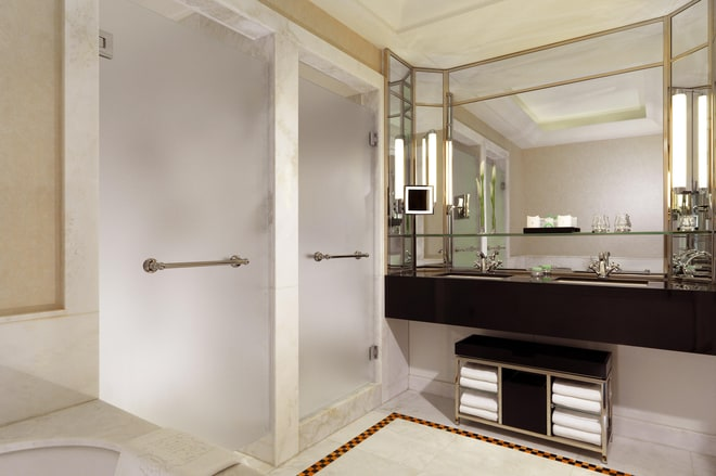 Bristol Suite - Bathroom