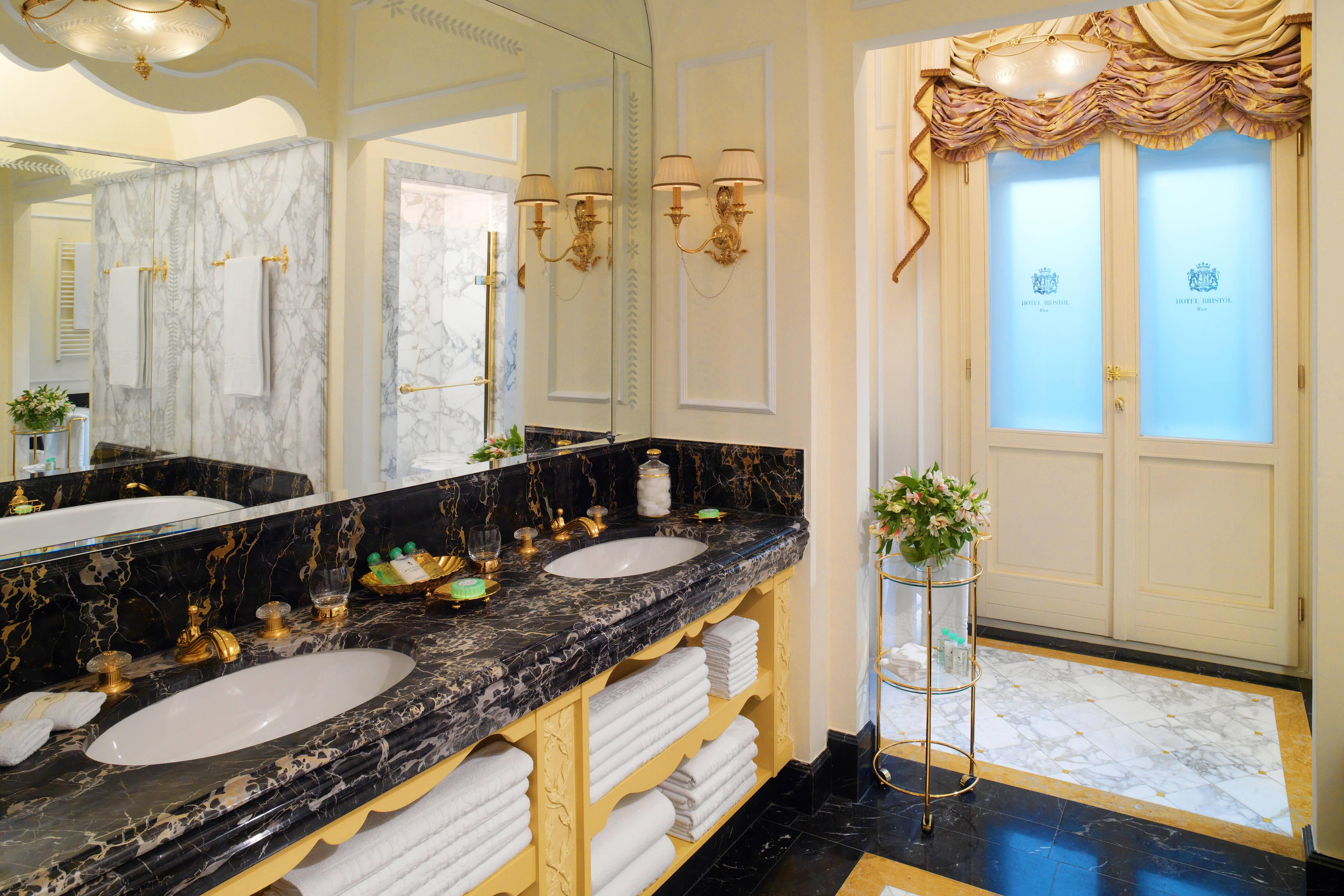 Prince of Wales Suite - Badezimmer