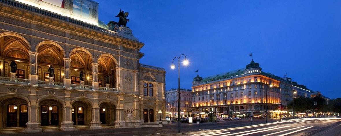 빈 국립 오페라 극장 외관