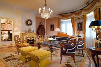 Prince of Wales Suite - Wohnzimmer