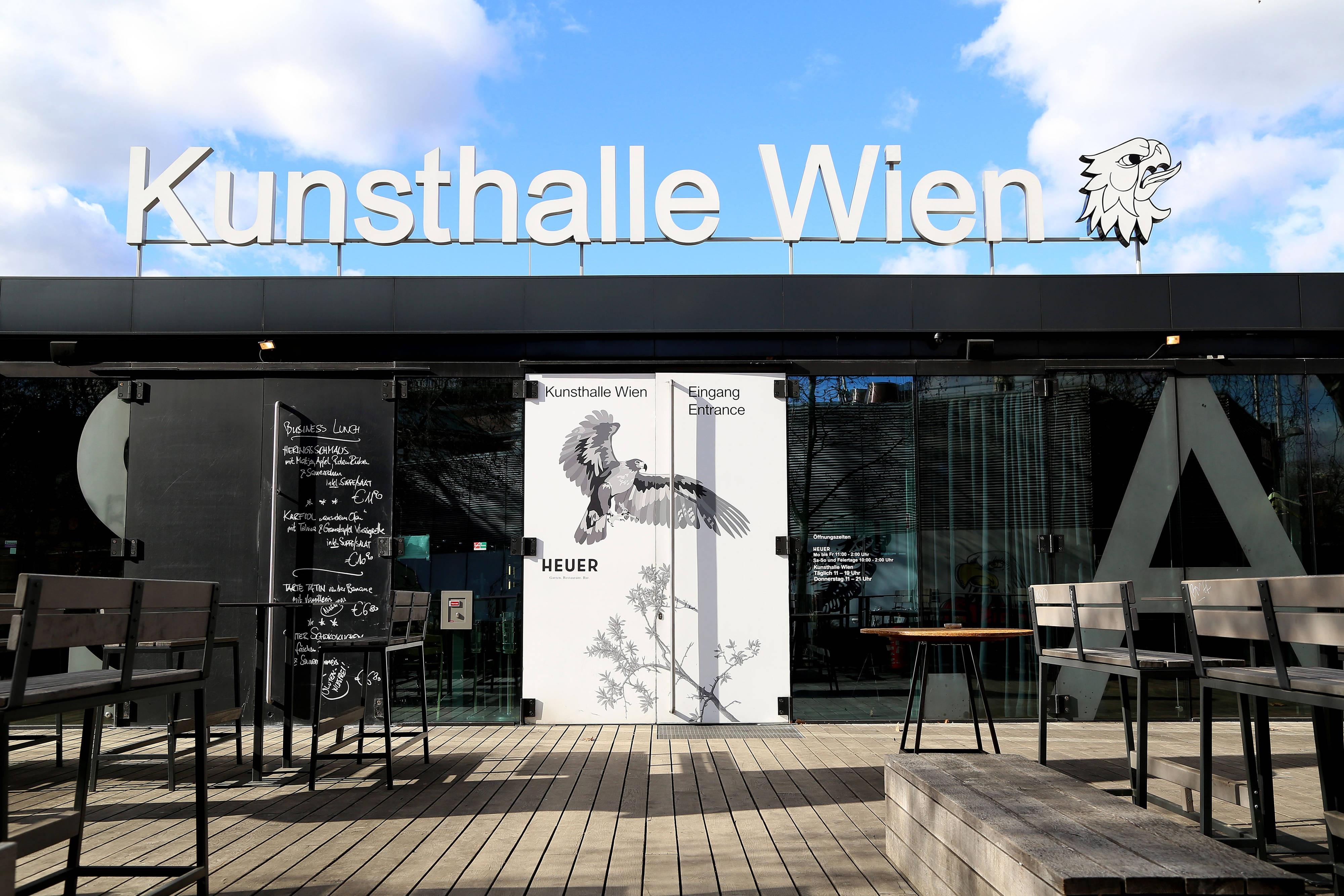 Kunsthalle Wien am Karlsplatz