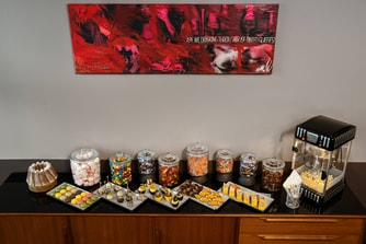Candy Bar Coffee Break
