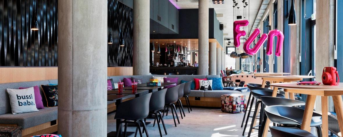 Vienna International Airport Hotel Moxy Vienna Airport