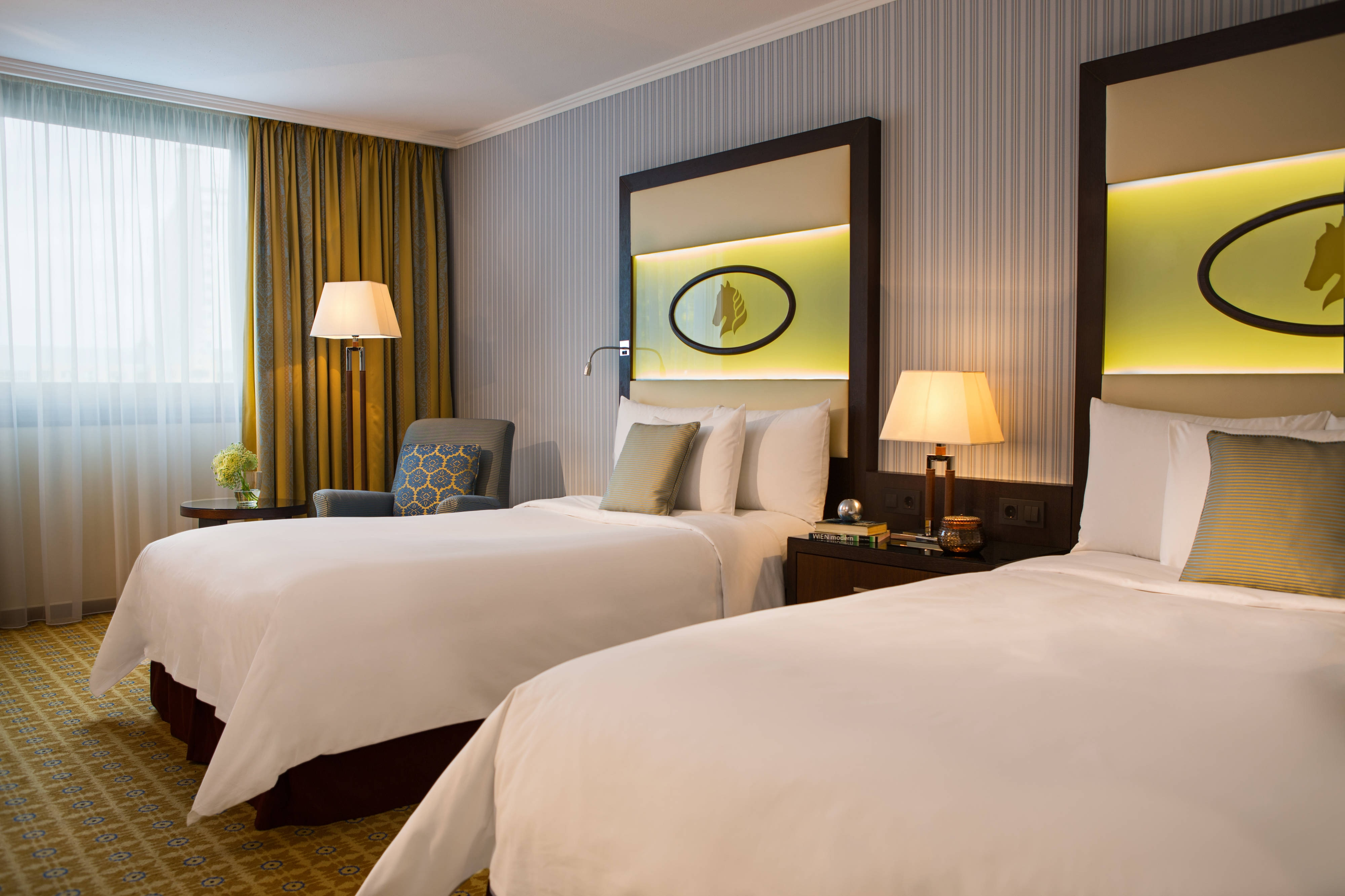 Renovated Vienna Hotel Rooms