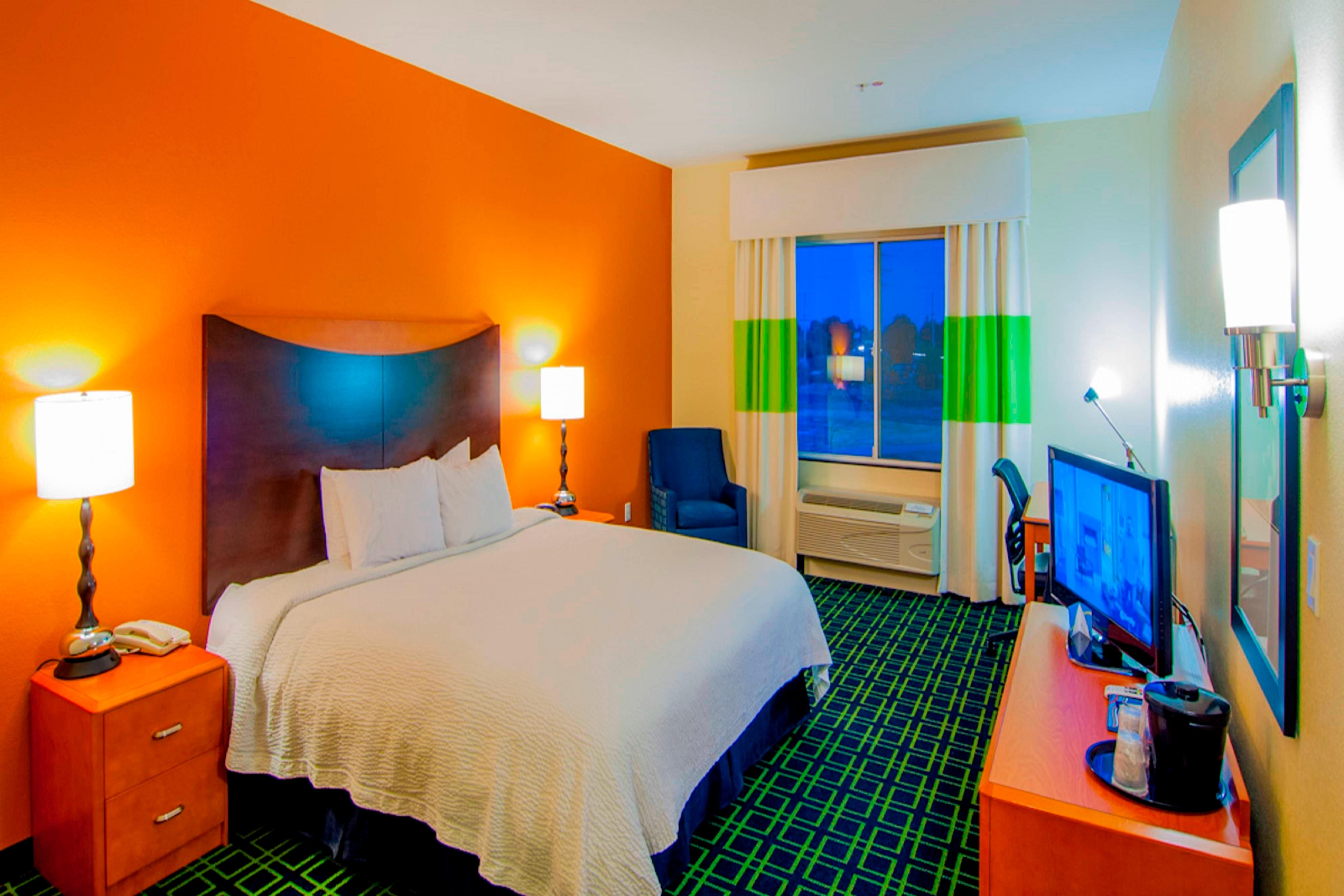 Visalia Hotels Near Tulare Ca Fairfield Inn Amp Suites