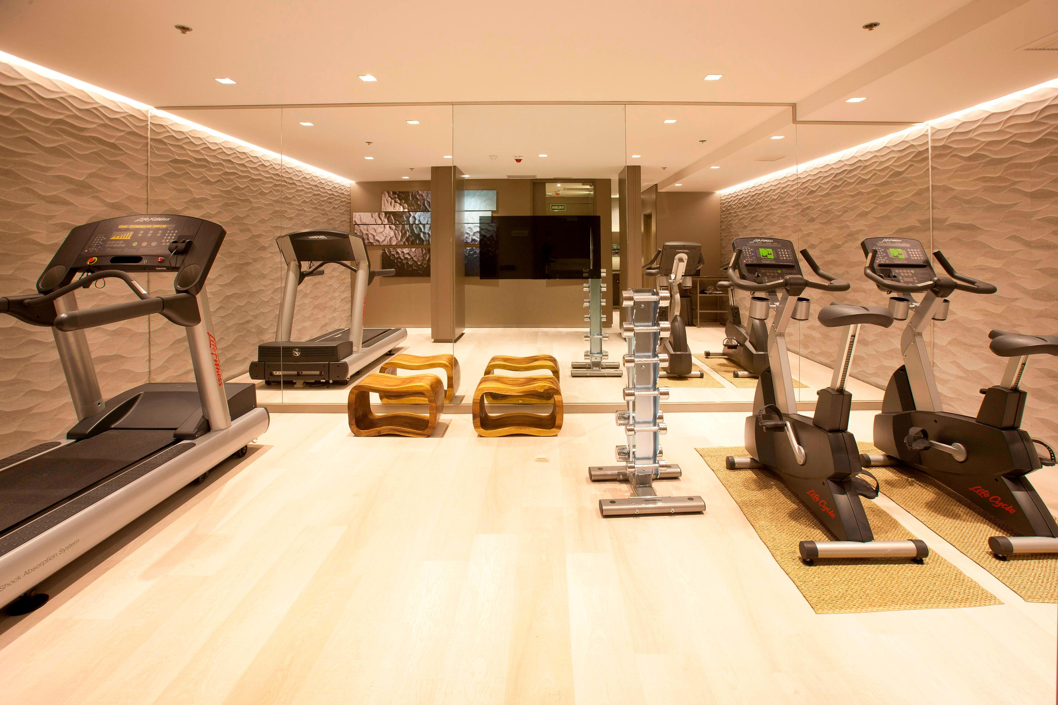 Hotel in Valencia with Fitness center