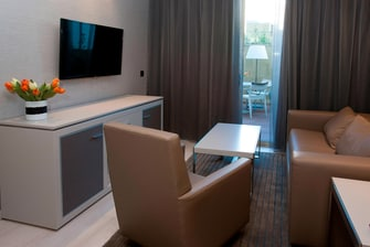 Junior Suites in Valencia with Free minibar