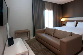 Hotel in Valencia with deluxe rooms