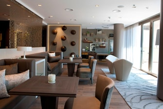 AC Hotel Lounge in Valencia city