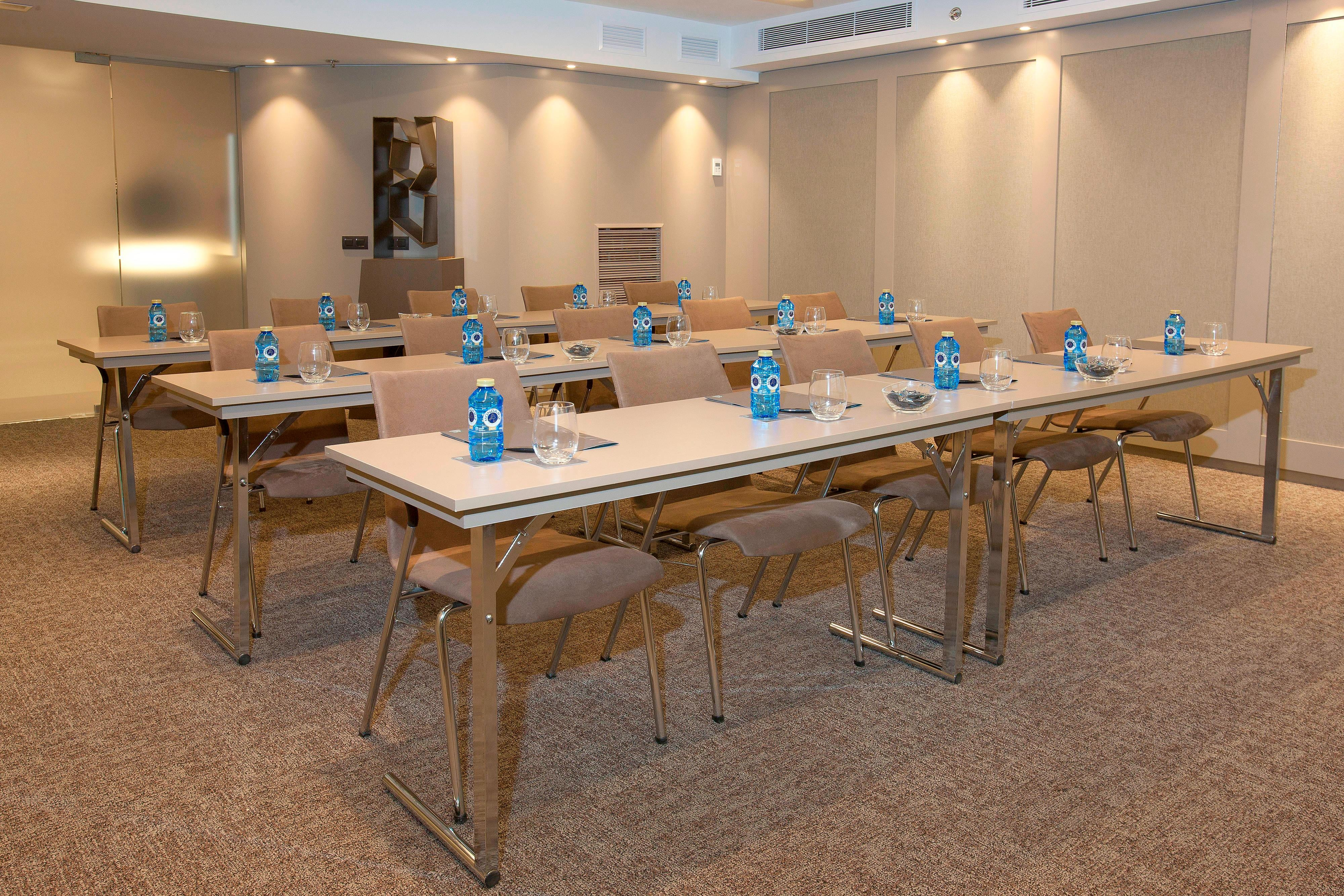 Hotel in Valencia with Fórum Meeting room