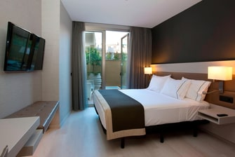 Hotel in Valencia with Junior Suites