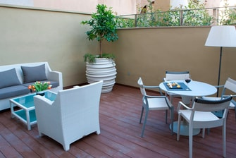 City center hotel in Valencia Junior Suites