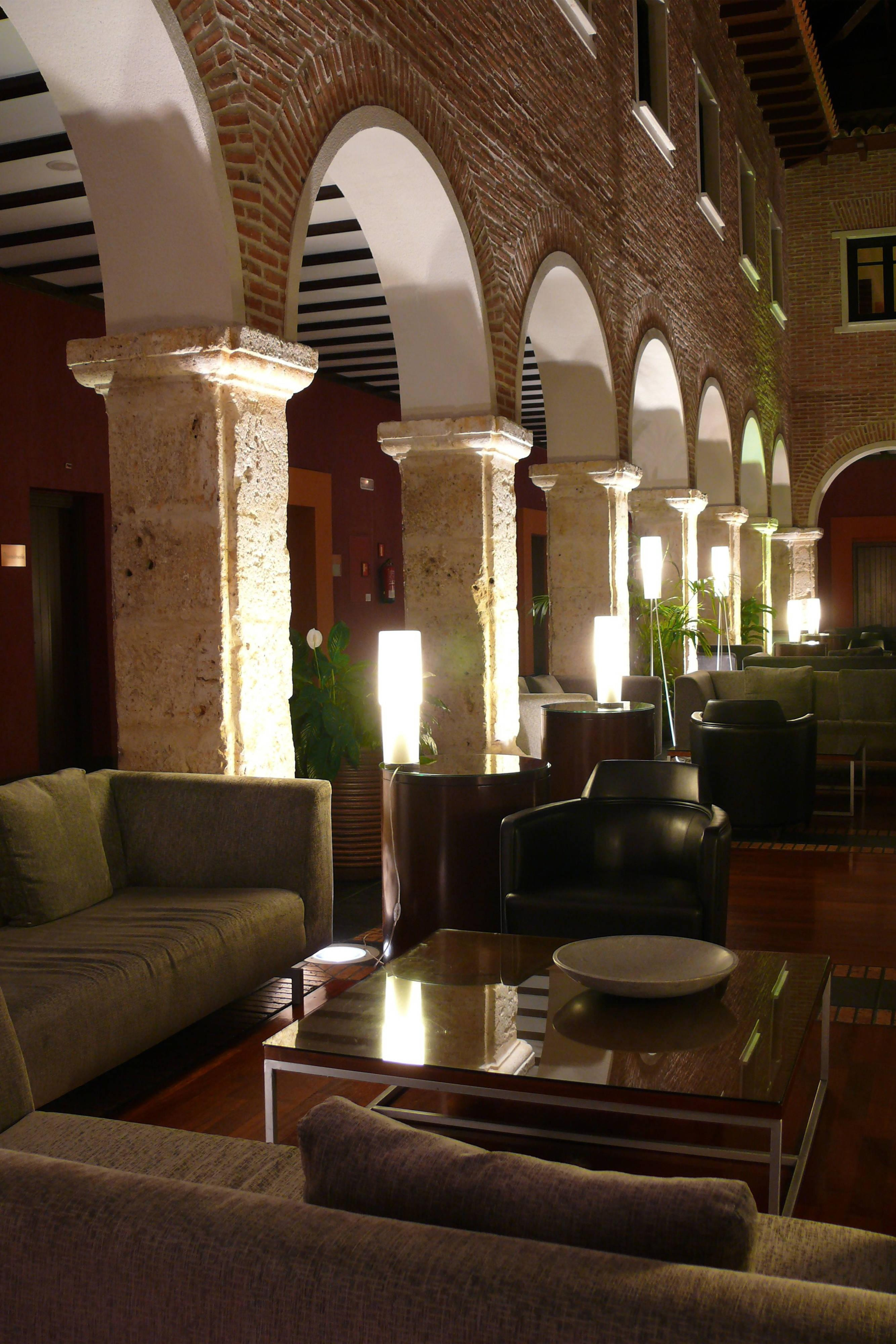 Historic Hotel Near Valladolid Spain