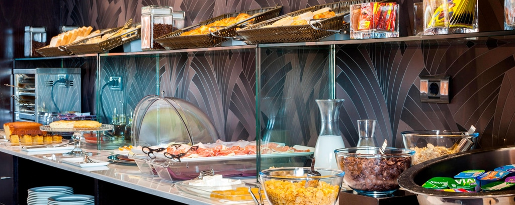Breakfast Buffet Hotel Palencia