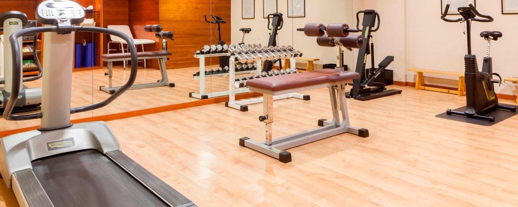 Gym AC Hotel Palencia