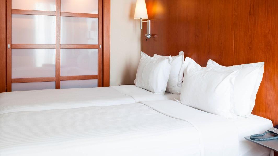 Habitación del hotel AC Palencia