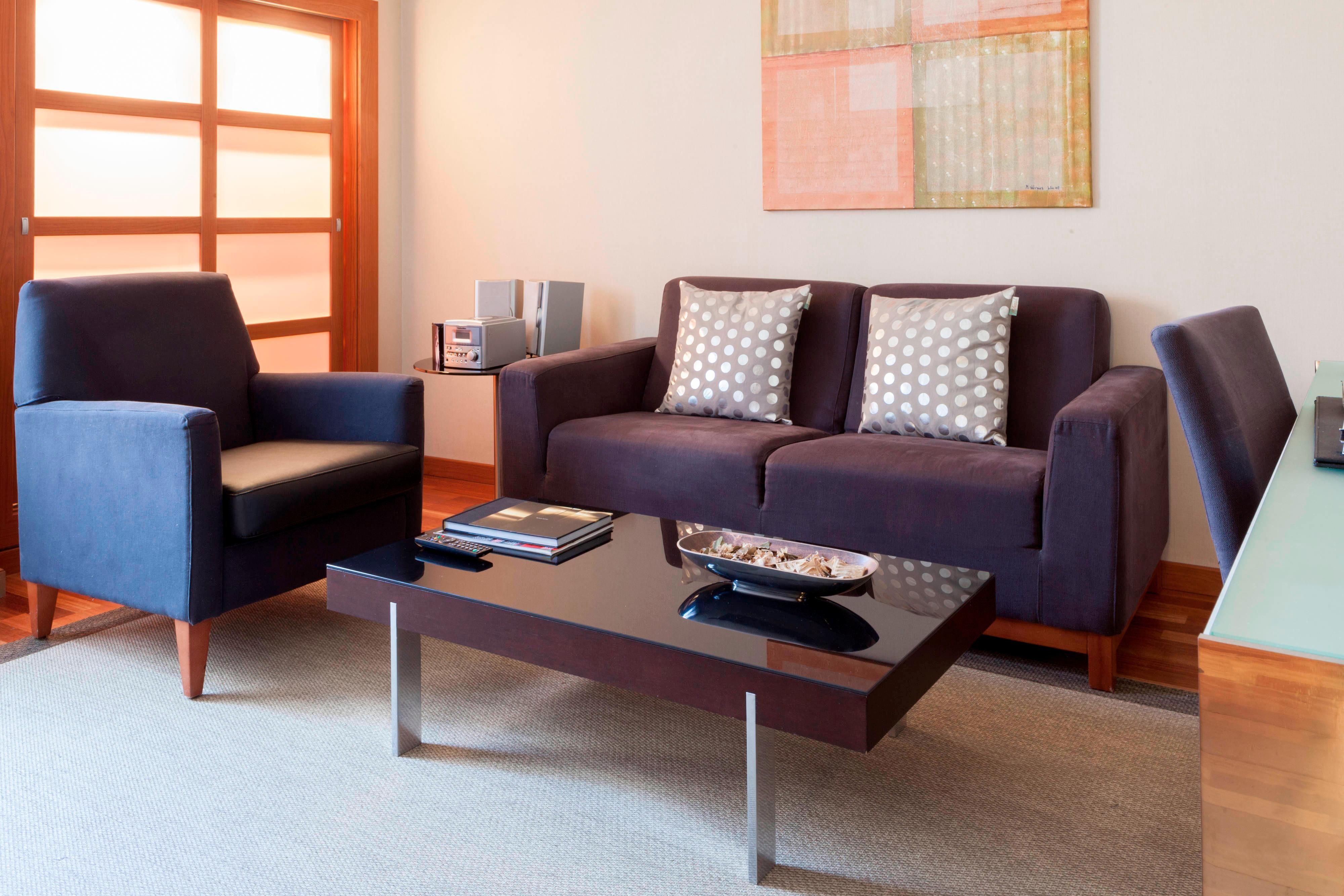 Junior Suite– Wohnzimmer