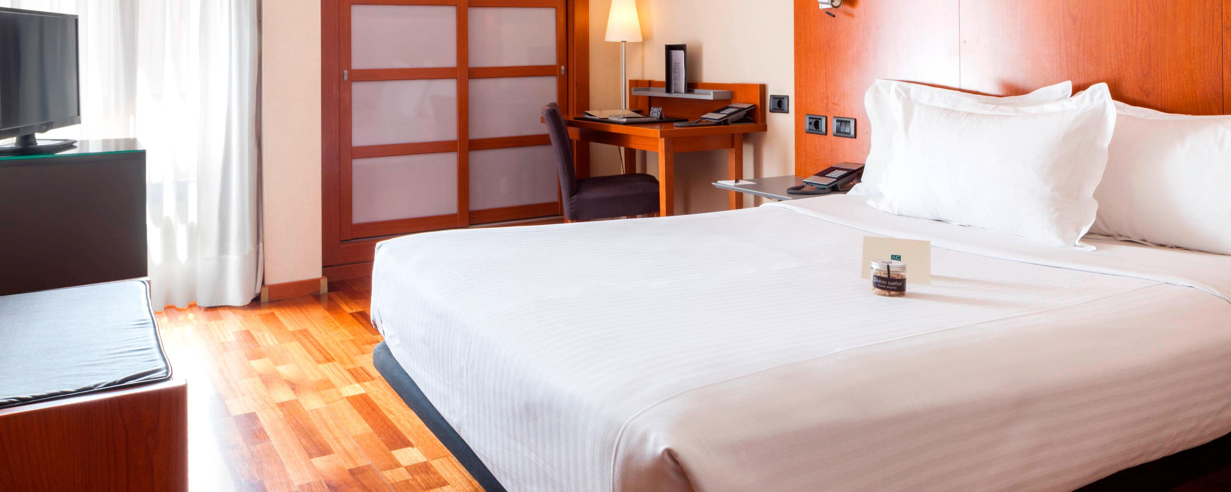Hotel AC Palencia- Upgraded Rooms