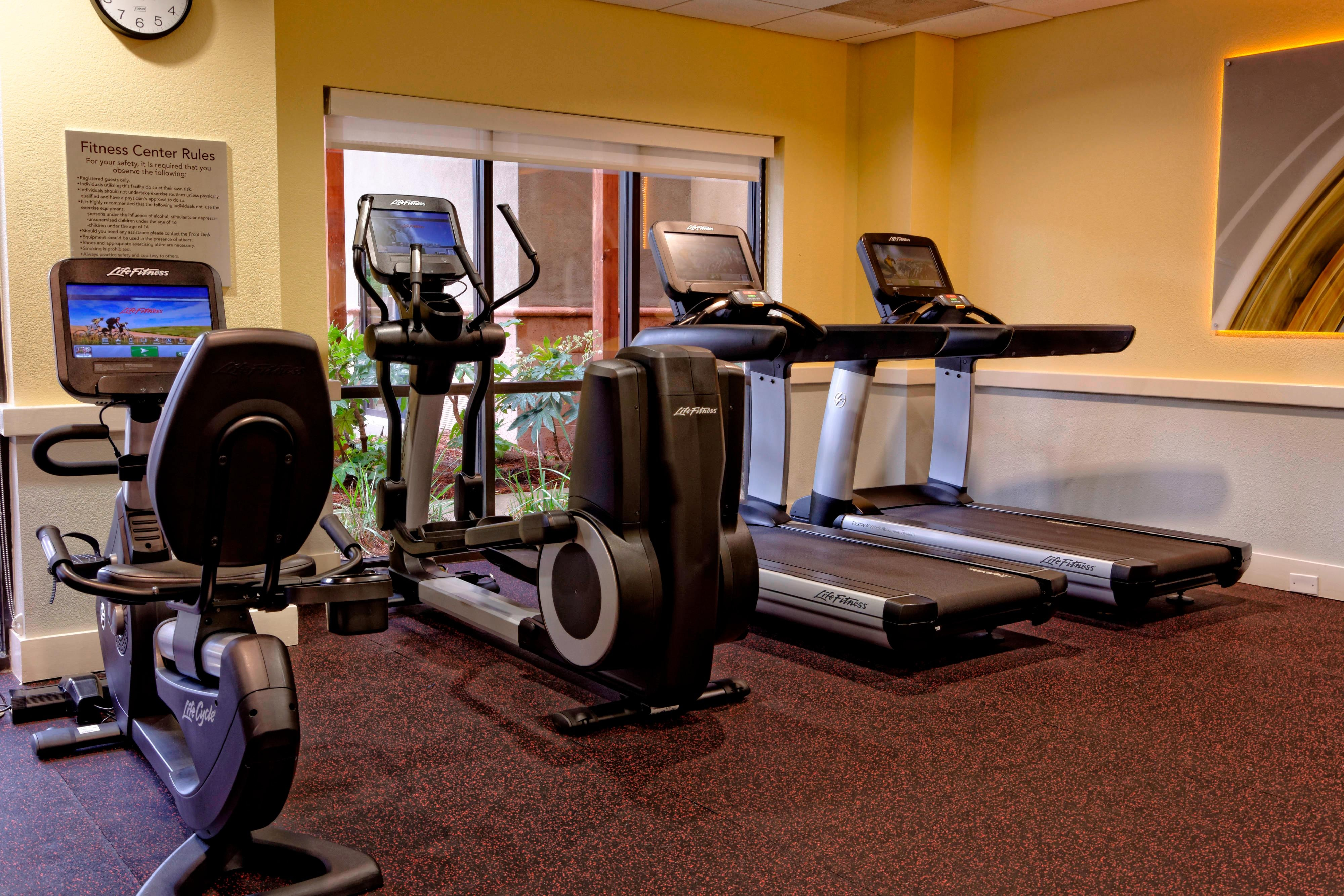 Sandestin hotel with fitness center