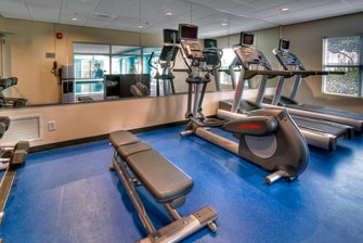 Fairfield Inn & Suites Destin Fitness Center