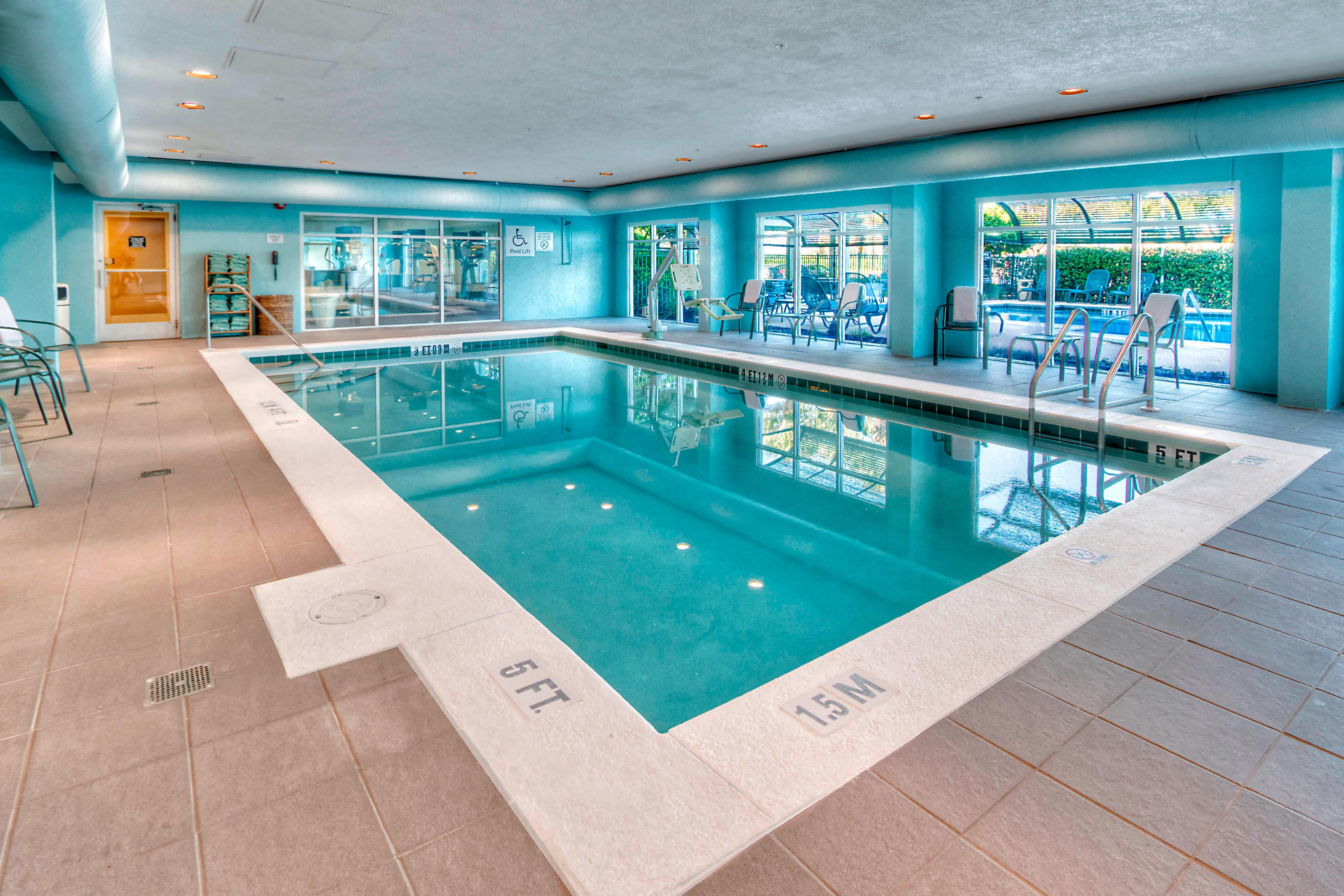 Destin Hotel with Indoor Pool