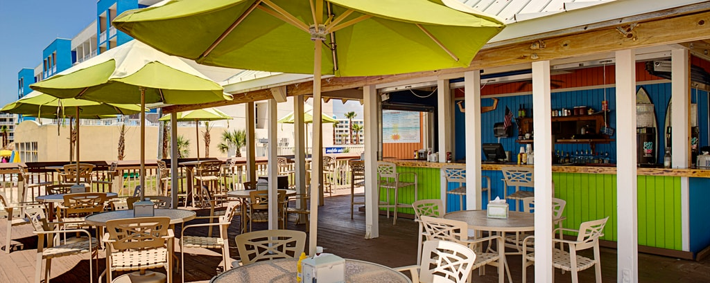 Kiwis Tiki Bar and Grill