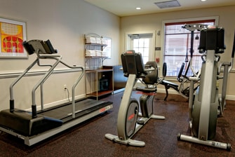Destin, FL hotel gym