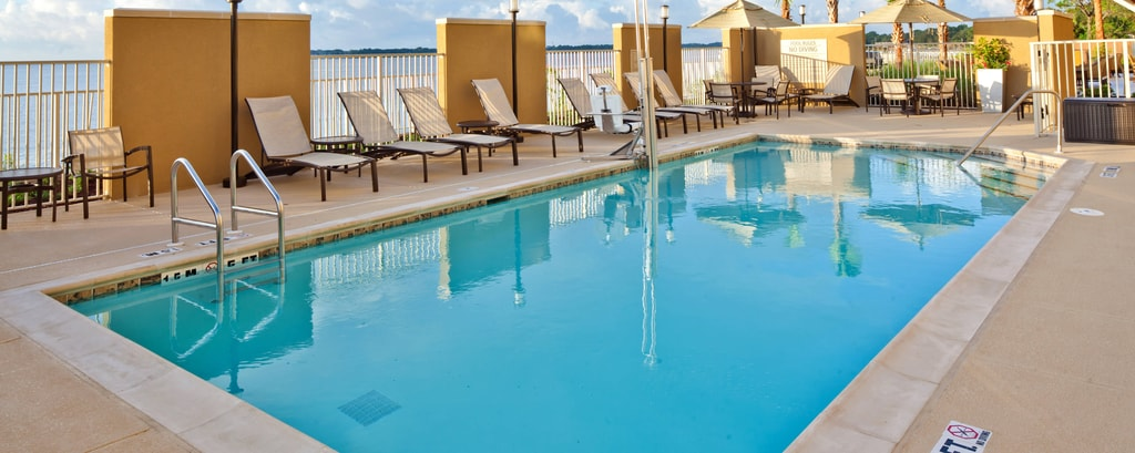 Hotel Gym In Fort Walton Beach Recreation Activities At The Towneplace Suites Fort Walton