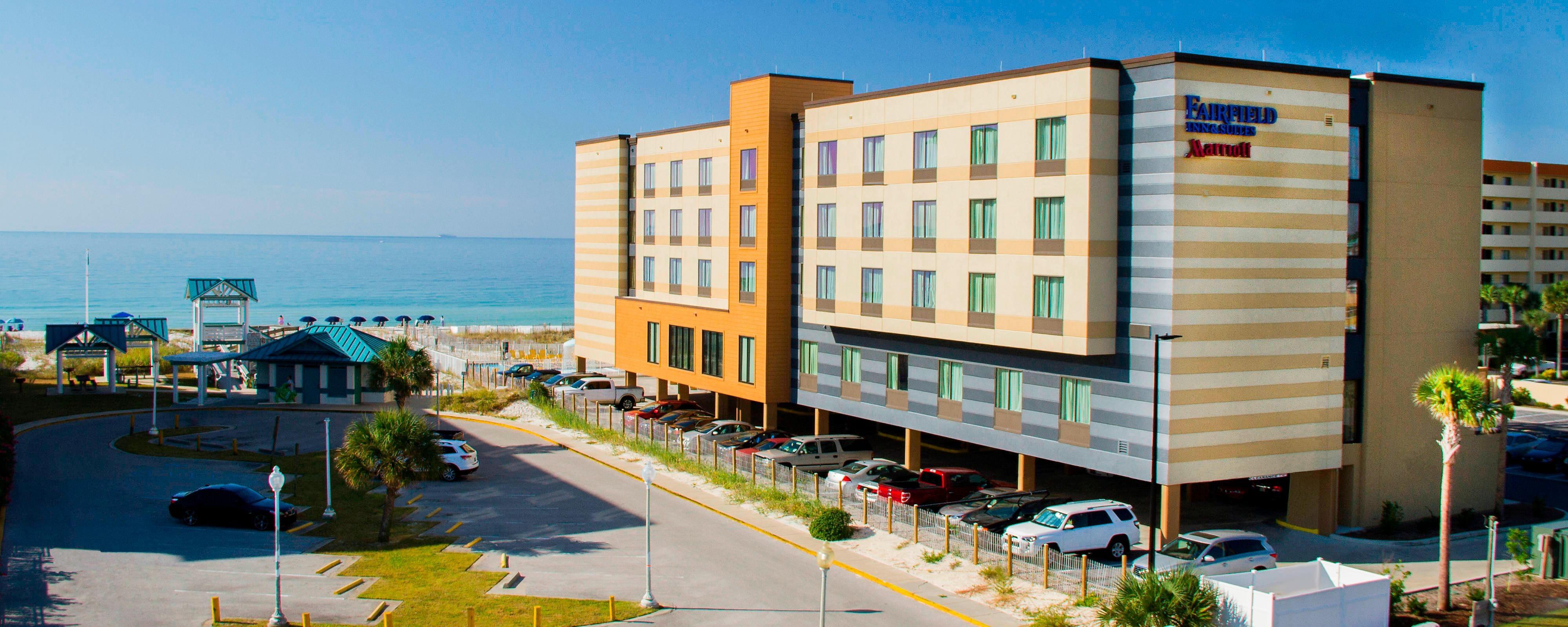 Hotel near VPS Airport | Fairfield Inn & Suites Fort Walton