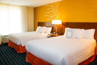 Ocean view rooms in Fort Walton Beach