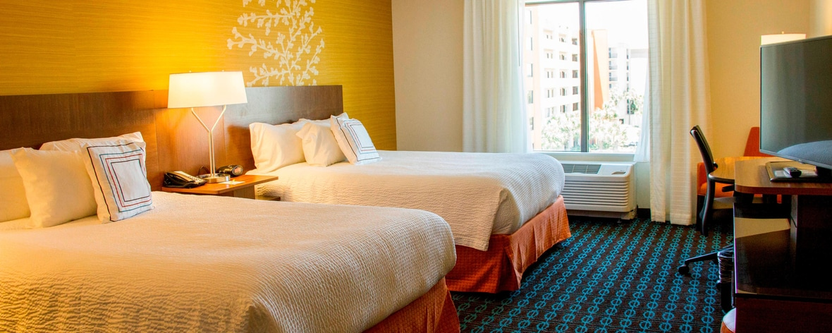 fort walton beach hotels guest room