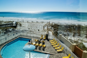 Fort Walton Beachfront Hotels