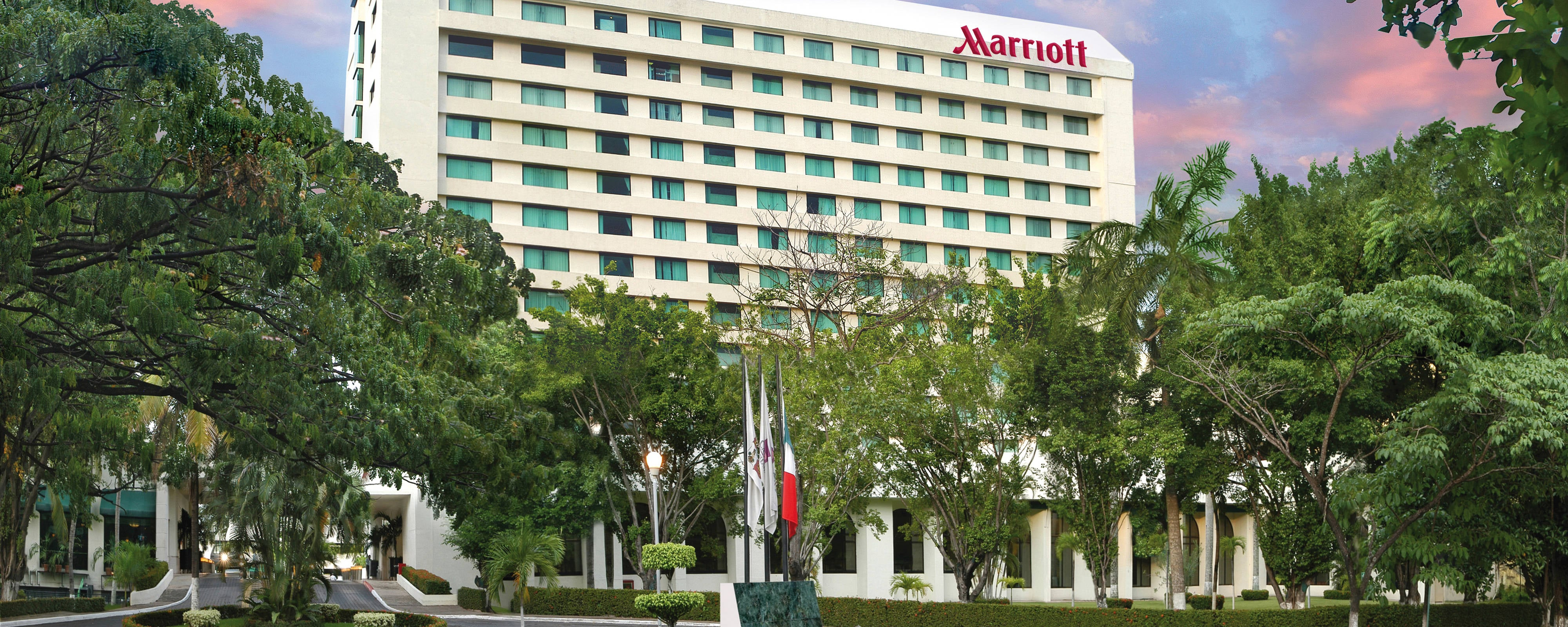 Marriott Hotel in Villahermosa