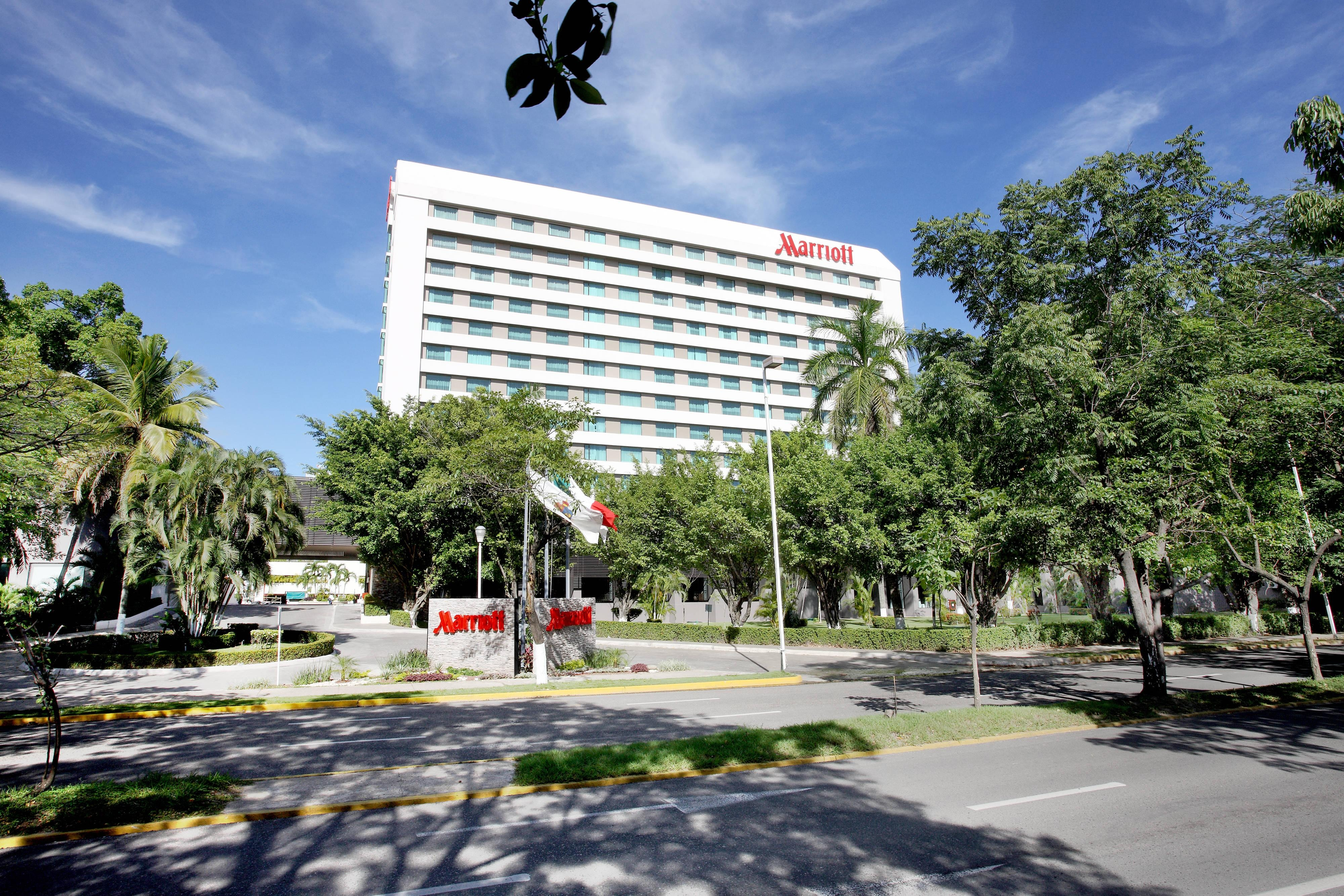 Hotel Marriott en Villahermosa