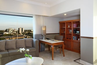 Marriott Villahermosa Hotel Presidential Suite