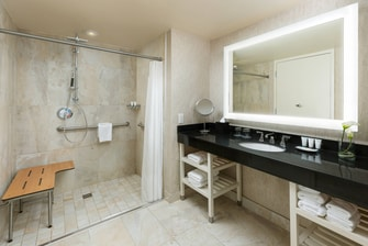 Guest Bathroom ADA